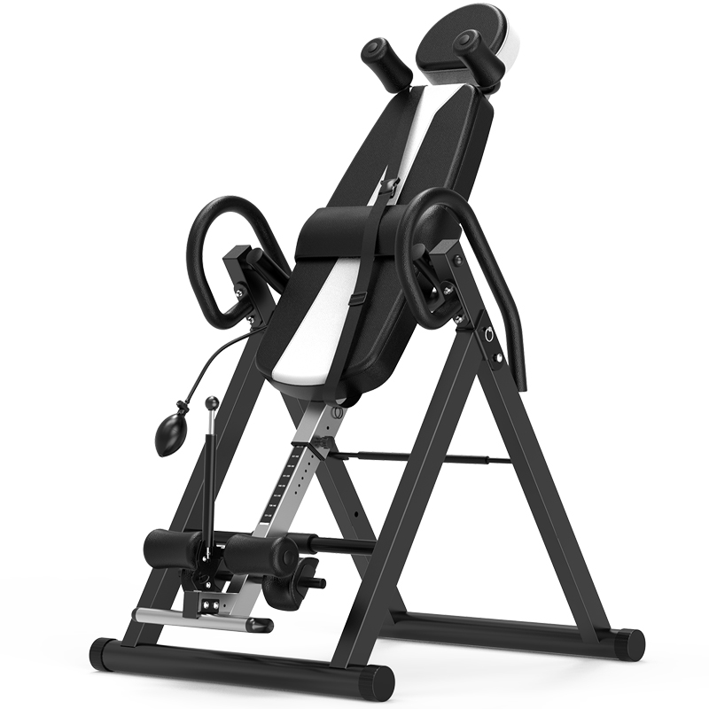 Fitness equipment / inverted machine home intervertebral disc long high tensile artifact / auxiliary increase / upside down