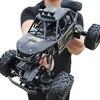 1:12 4WD RC voiture mise à jour Version 2.4G Radio contrôle RC voiture jouets télécommande voiture camions tout-terrain camions garçons jouets pour enfants Carhigh Speed zd course mur escalade voiture