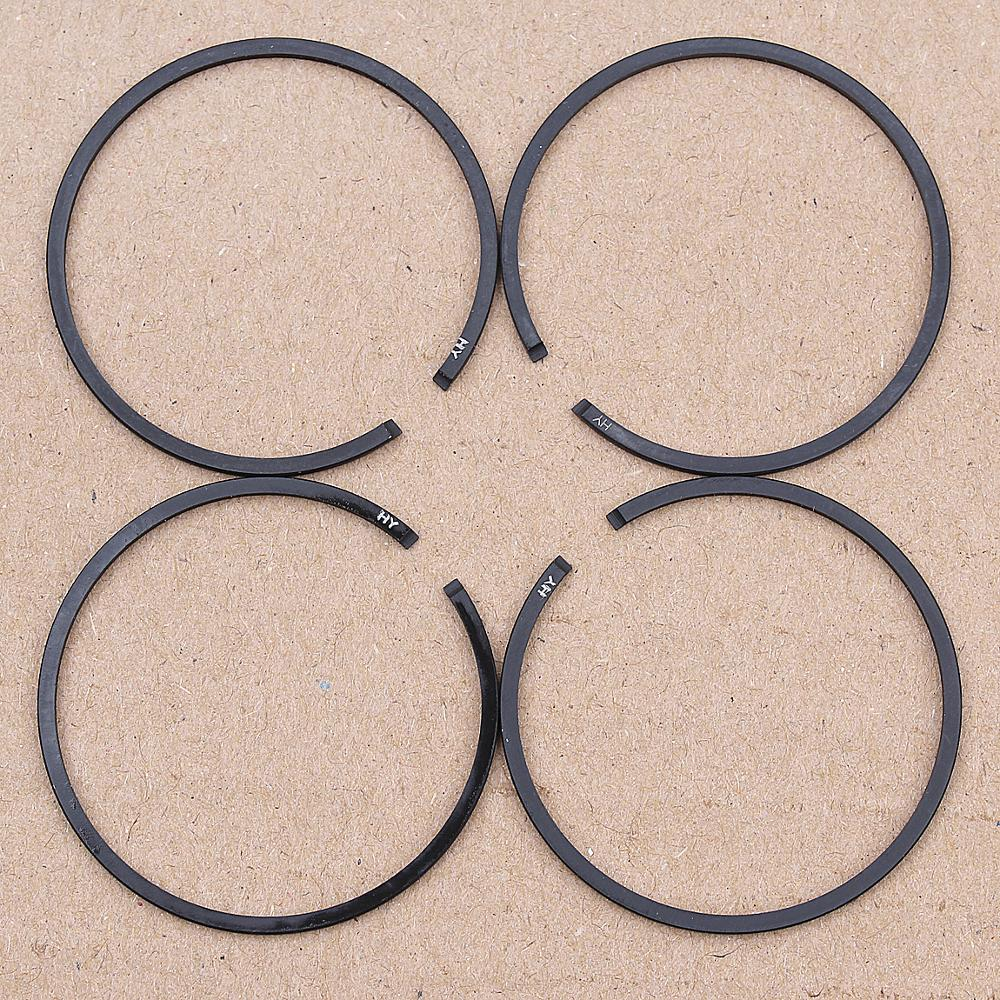 4Pcs 38mm Piston Rings For STIHL 018 MS180 <font><b>MS</b></font> <font><b>180</b></font> Chainsaw 1130 034 3002 Replacement Spare Part image