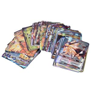 Image 5 - No Repeat 200 Pcs for Carte Cards Gx Shining Game Battle Carte Card Game for Children Toy
