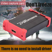 HDMI Video Card Plug And Play Computer Components High Speed Game Recording USB 3.0 HD 1080P