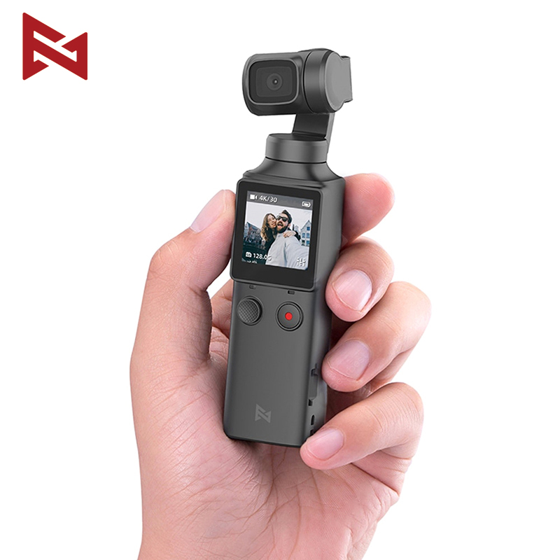 FIMI PALM 3-Axis 4K HD Handheld Gimbal Camera Stabilizer 128° Wide Angle Smart Track Built-in Wi-Fi IN STOCK