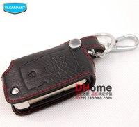 Otomobiller ve Motosikletler'ten Araba için Anahtar Kılıfı'de Geely için GC6  GC7  Emgrand X7  EmgrarandX7  EX7  SUV  Araba anahtarı kapak çanta case