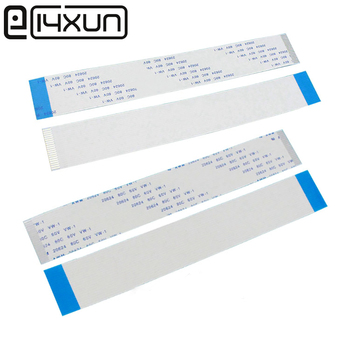 0.5mm 1mm FFC//FPC Flexible Flat Cable Ribbon Forward /& Reverse Direction 34-Pin