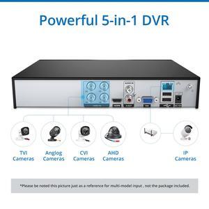 Image 2 - SANNCE 4CH 1080N HDMI DVR CCTV 시스템 4pcs 1080P 보안 카메라 IR 실내 방수 야외 비디오 감시 CCTV 키트