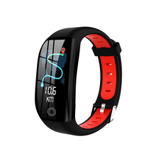 Smart Wristband Fitness Tracker GPS Smart Bracelet Heart Rate Blood Pressure Monitor Sleep Monitor Message Reminder smartband