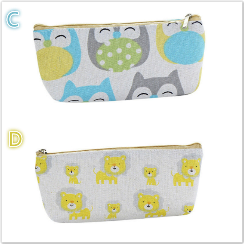Girl Makeup Bags Travel Cosmetic Bag Coin Case Toiletry Pouch Purse Small Cosmetics Lipstick Brush Organizer Bag Makeup Bags