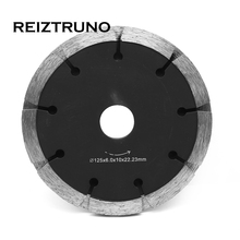 REIZTRUNO 125mm Premium Cutter Blade 5-Inch Tuckpointing Diamond saw for stone concrete cutting