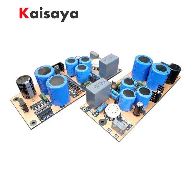 2Pcs Referentie Duitsland D.Klimo Merlino Circuit 6dj8 Vacuum Tube Pre Fase Ecc88 Hifi Versterker Voorversterker Diy Kit