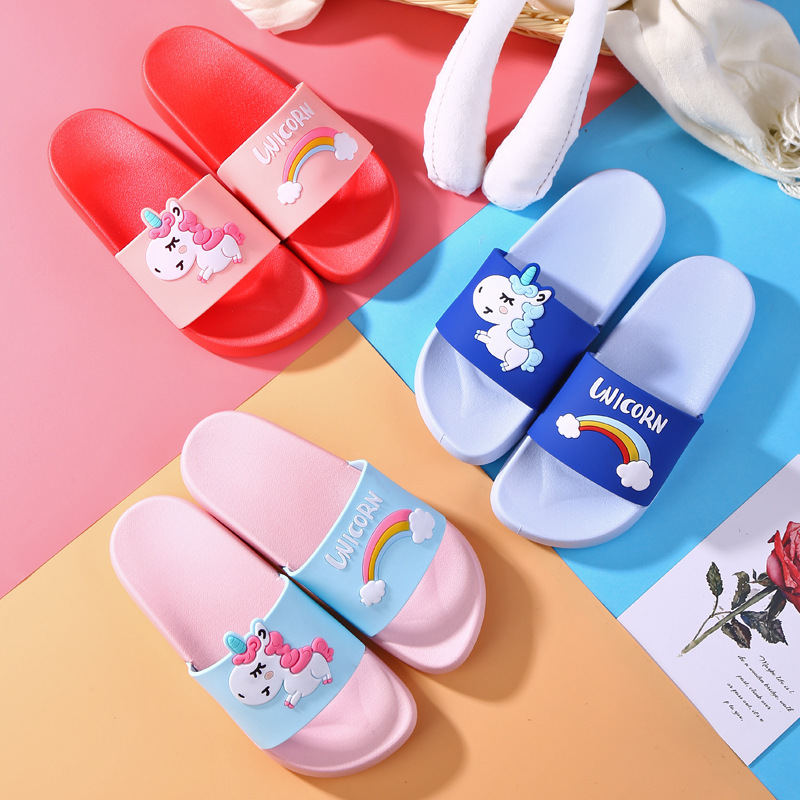 Walking Slippers for Kids Girls Boys Toddler Funny Comfortable Animal 3D Caterpillar Designed Shoes Beach Water Clogs Shoes