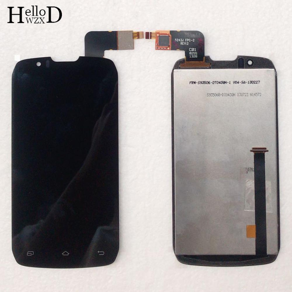 4.3'' LCD Display For <font><b>DNS</b></font> <font><b>S4502</b></font> S 4502 Touch Screen LCD Display Lens Sensor Digitizer Panel Front Glass Tools image