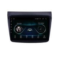 4G LTE Android 8.1 For MITSUBISHI PAJERO Sport/L200/2006+ Triton/2008 Multimedia Stereo Car DVD Player Navigation GPS Radio