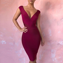 שמלת Vestidos חדש מועדון