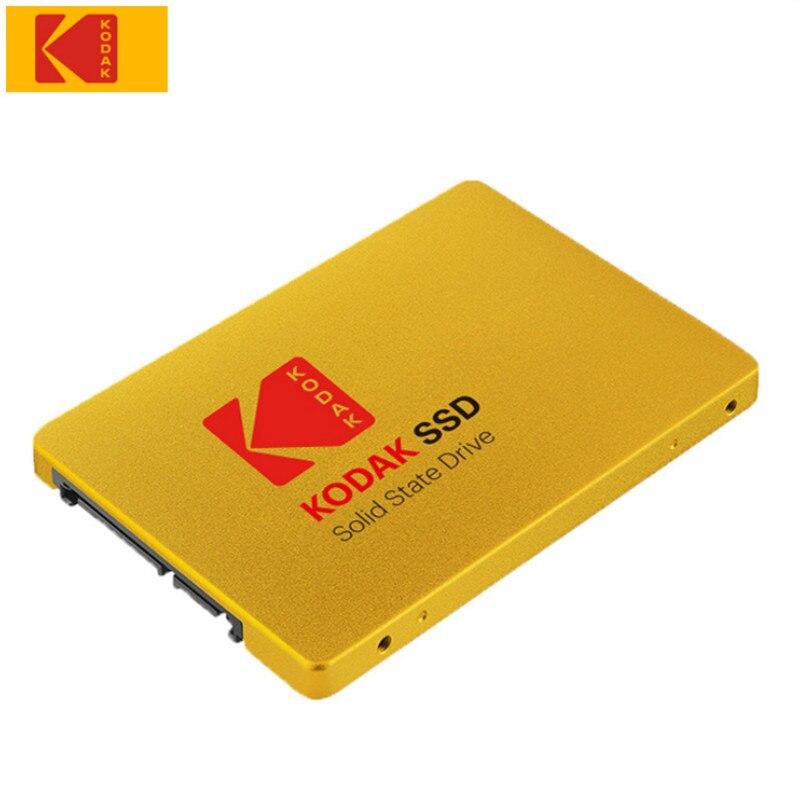 Жесткий диск KODAK X100 SSD, 240 ГБ, жесткий диск для ноутбука 480 ГБ 960 ГБ, SATA SSD 2,5, жесткий диск 120 ГБ, внутренний SSD 240 ГБ