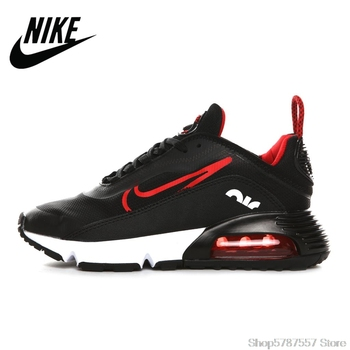 Nike Air Max Vapormax 2090 mesh surface black and white red men's shoes fluorescent green orange size 40-45 nike air max vapormax 2090 mesh surface ice blue white green size 36 40