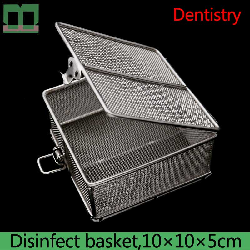 Sterilising Trays Medical Sterilizer Dental Sterilizer Surgical Operating Instrument Stainless Steel Disinfect Basket