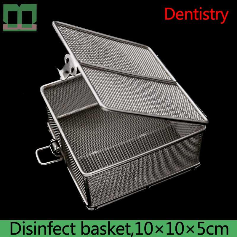Sterilising Trays Medical Sterilizer Dental Sterilizer Surgical Operating Instrument Stainless Steel Disinfect Basket