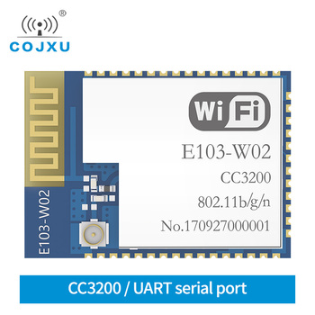 Cojxu CC3200 perfect compatibility ESP chip iot wifi module 2.4GHz RF Wireless Wifi transmitter and receiver image