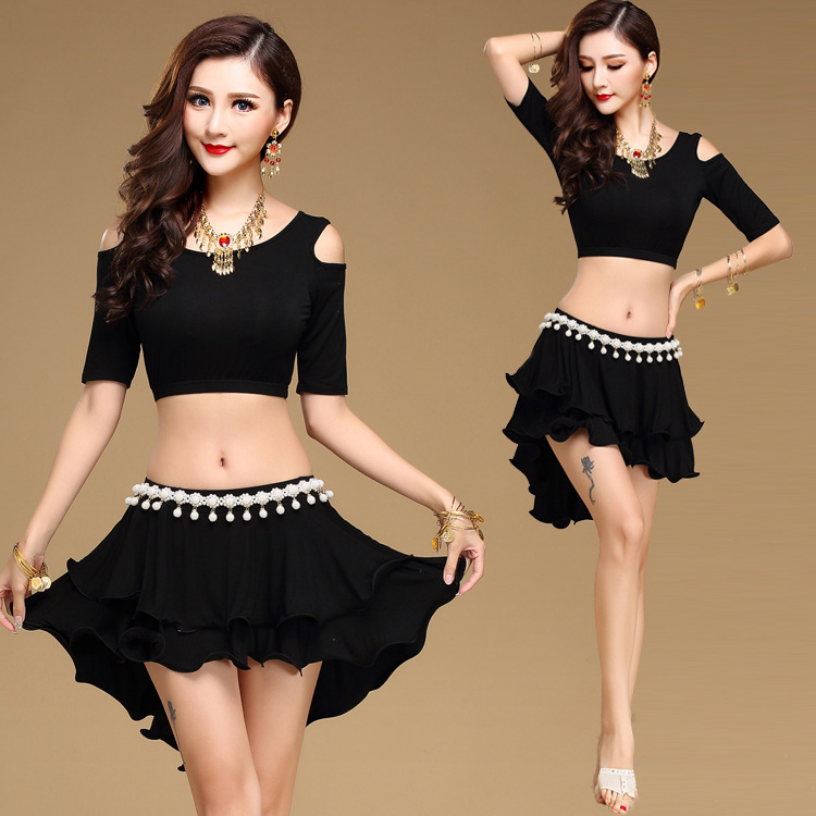 Belly Dance Exercise Clothing 2019 New Style Belly Dance Clothing India Dance Costume Adult Costume