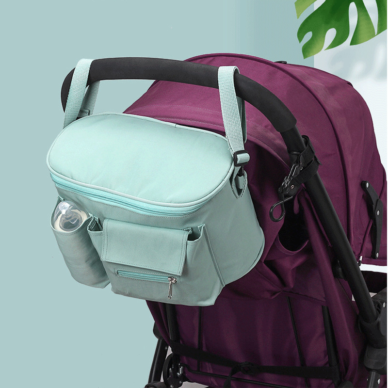Diaper Bag Shoulder Multi-functional Large-Volume-Style DADDY'S Backpack Outdoor MOTHER'S Bag Upgraded