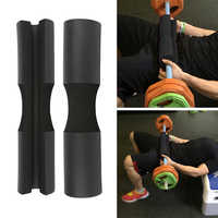 Squat Back Protect Weight Fitness Pull Up Grip Support Gym Equipment Body Building Weightlifting Shoulder Barbell Pad