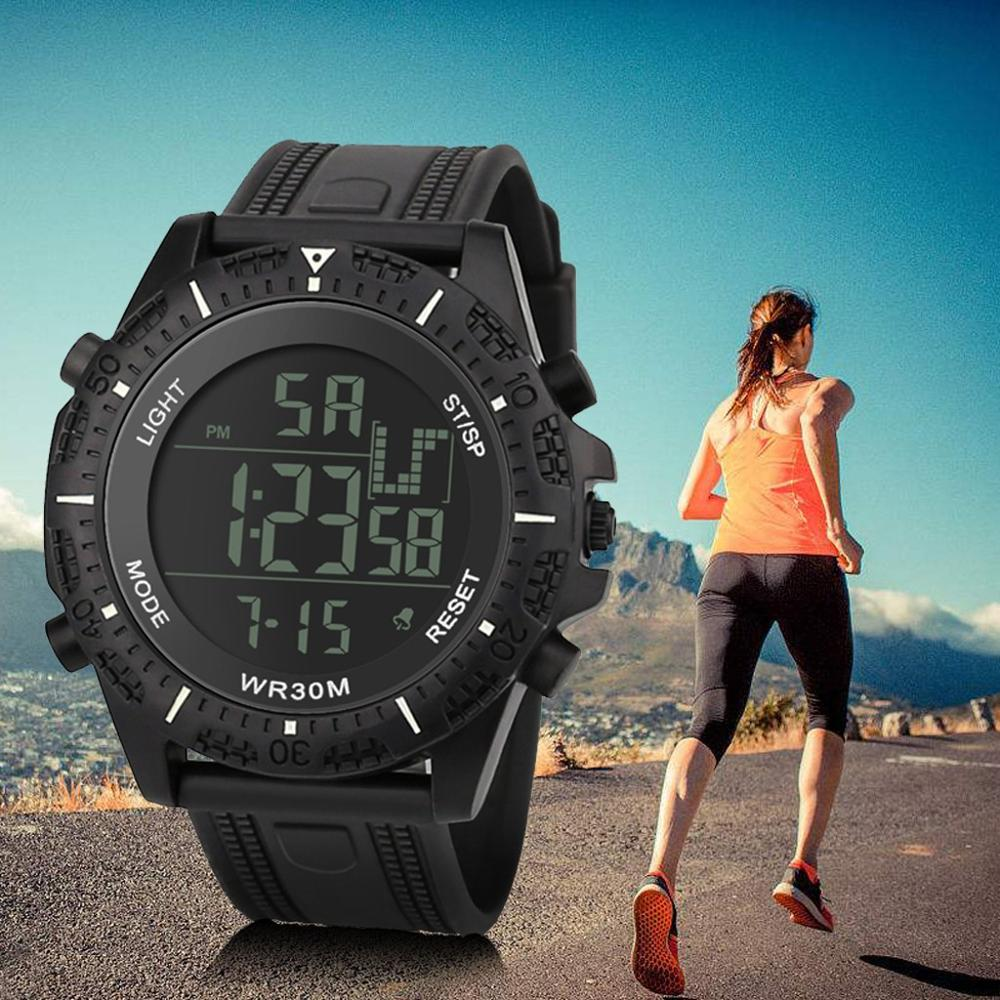 Watch Mens/Ladies Sport Watches Waterproof Outdoor LED Digital  Luxury Military Watch Man 2020 Newest On Sale @5