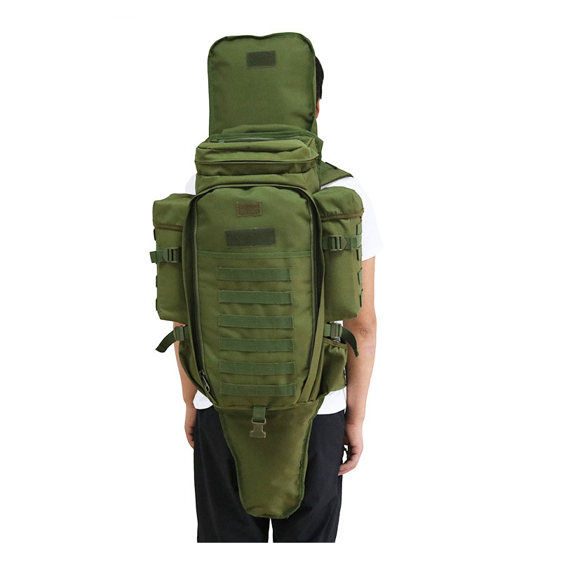 60L Military Backpack Travel Outdoor Camouflage Molle System Rucksack Bags Tactical Backpack For Climbing Hiking Mountaineering