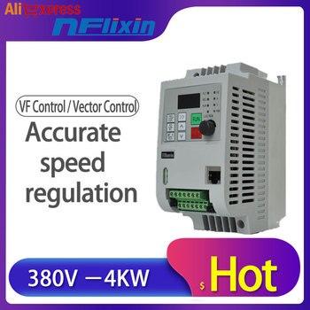 Inversor de frecuencia Variable 650Hz 380V 0.75KW/1.5KW/2,2 kW, inversor de frecuencia Variable para control de velocidad del Motor