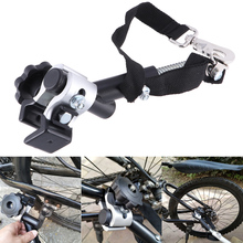 1Pcs Universal Bike  Bicycle Trailer Hitch Coupler Heavy Duty Aluminum Alloy Linker Bicycle Trailer Attachment Hitch Adapter A35