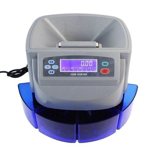 o classificador eletronico da moeda de 220 v pode separar o classificador da moeda do