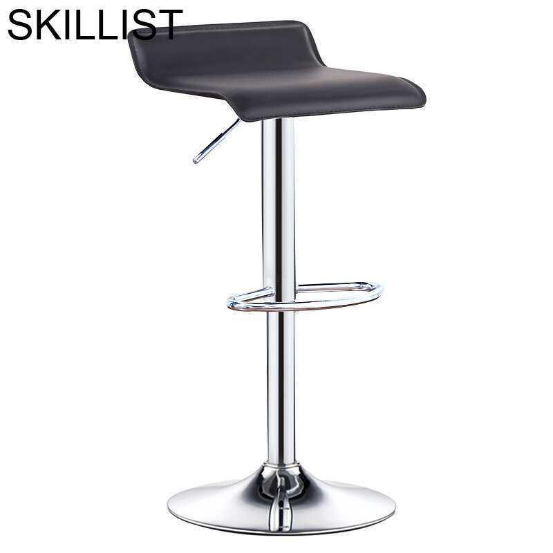 Cadir Fauteuil Sgabello Table Sedia Taburete De La Barra Sandalyeler Stoelen Leather Cadeira Silla Stool Modern Bar Chair