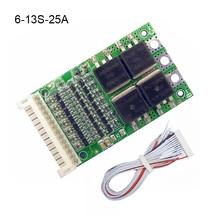 BMS 6S 7S 8S 9 10S 11S 12S 13S 35A 50A 80A 150Aโมดูลชาร์จLi Ion 18650แบตเตอรี่ป้องกันBalancer Equalizer Board