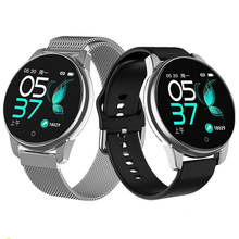 M4 Fitness SIngle Touch Band 24-Hour Heart Rate Blood Pressure Sleep Monitor Business Style