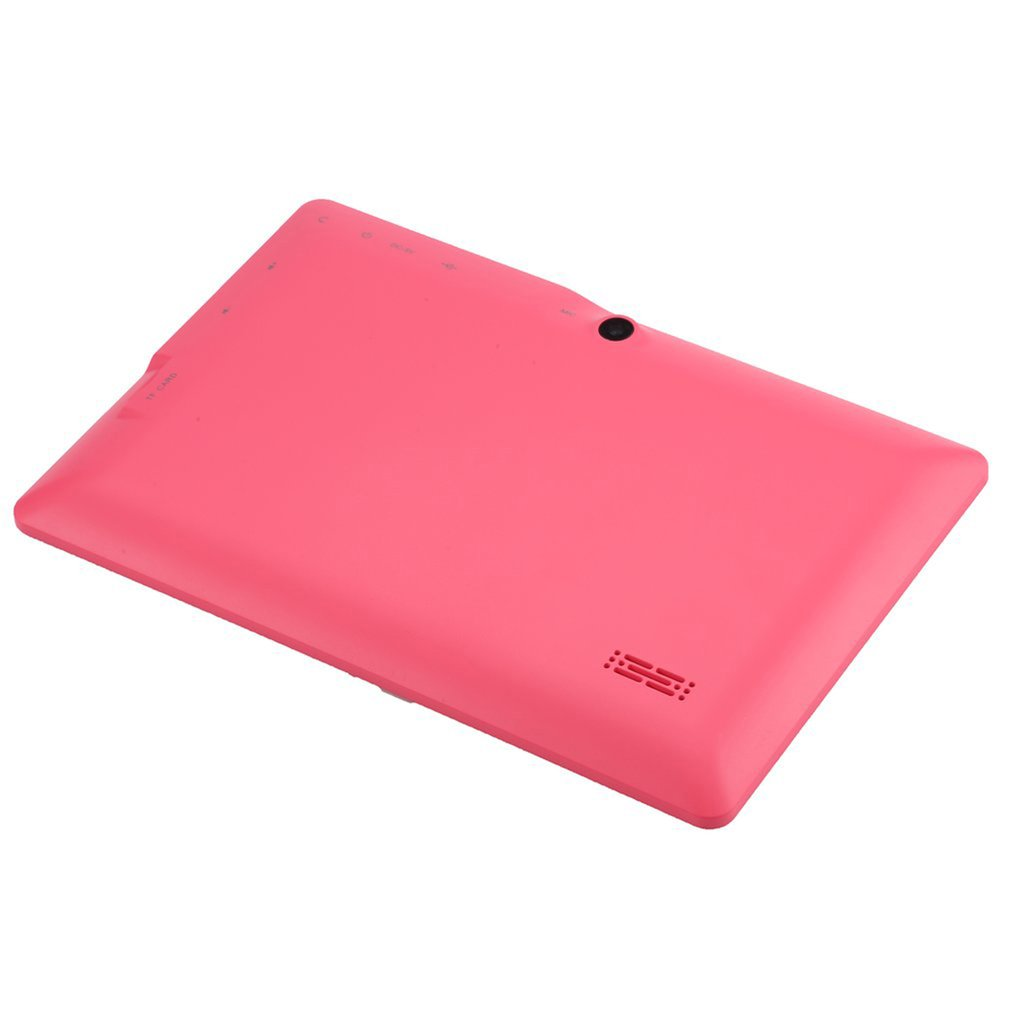 7 Inch Tablet Computer Q88h Quad-core All-in A33 For Android 4.4wifi Internet Bluetooth 512MB 8GB UK/AU/EU Plug