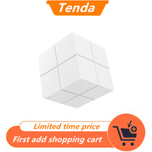 Tenda Nova MW6 Wireless Wifi Mesh Router 11AC Dual Band 2.4Ghz/5.0Ghz Wifi Repeater Mesh WiFi System APP Remote Manage English(China)