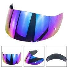 Helmet Visor Motorcycle Detachable Helmet Glasses Motorbike Helmet Lens glasses Motocross Full Face Fit Visor For AGV K5 K3 SV