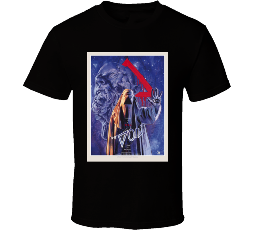 New The Void Sci Fi Horror Movie Men'S T-Shirt Size S-2Xl Present Casual Tee Shirt image