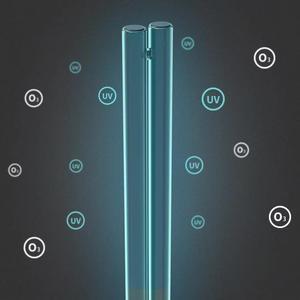 Image 5 - YouPin Huayi Domestico Disinfezione Sterilizzare Lampada 38W Lampada Germicida 360 ° Disinfezione Della Luce UV Ozono 40 ㎡ Disinfettare Sterilizzatore