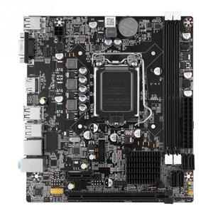 Image 2 - B75 LGA 1155 เมนบอร์ดชุดIntel Core I5 3470S CPU 2Pcs 2X8GB = 16GB 1600MHz DDR3 เดสก์ท็อปSATA III USB 3.0 VGA HDMI