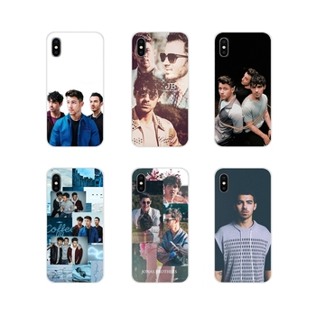 Kevin Joe Nick Jonas Brothers For Motorola Moto X4 E4 E5 G5 G5S G6 Z Z2 Z3 G G2 G3 C Play Plus Accessories Phone Cases Covers image