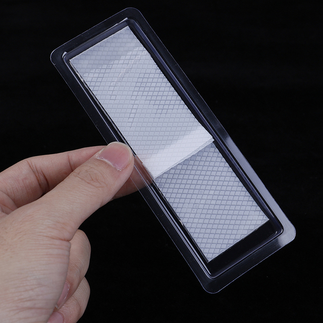 1pc 3.5*12cm Silicone Gel Scar Sheet Removal Patch Reusable Acne Gel Scar Therapy Sheet Skin Repair 3