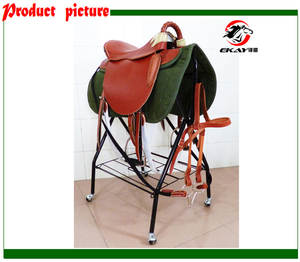 Riding-Equipment Comprehensive-Saddle-Pad Saddle-Horse for Horse-Racing-Supplies/visitors