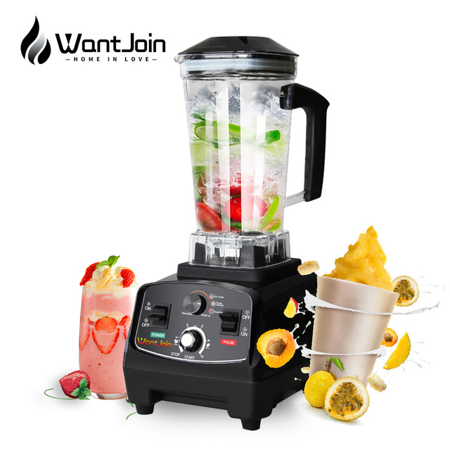 Mixer Fruit Juicer Machine Milk Shake CE Food Processor Ice Crusher Smoothies