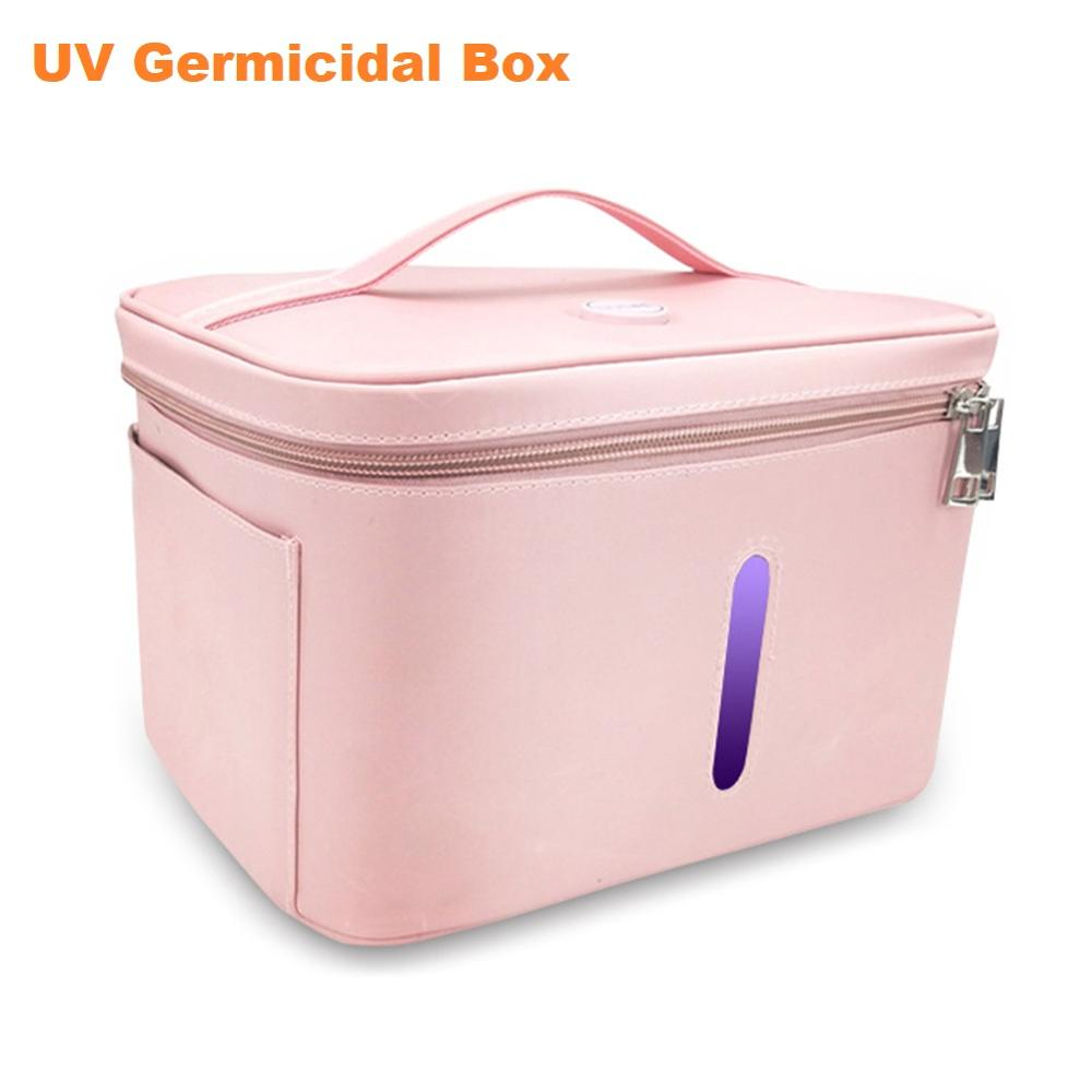 12LED UV Disinfection Lamp Underwear Sterilizer Household Germicidal Light Bactericidal Lamp For Baby Clothes Beauty Tools