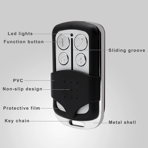 Image 5 - 2020 New Rolling code Remote control replacement for garage door gate program on receiver/ no need original remotes