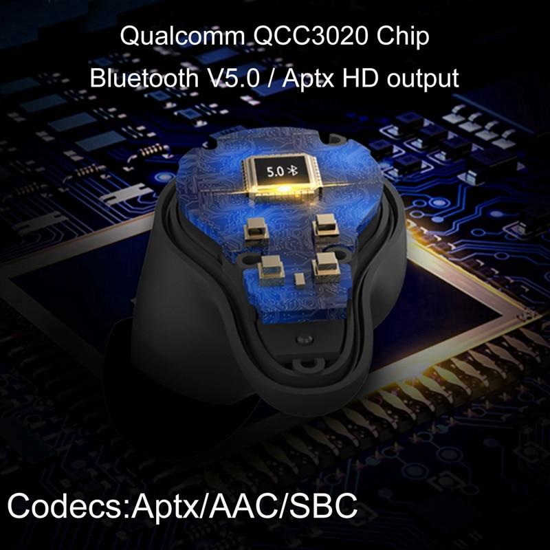 Mifo O7 ipx7 Waterdichte Mini Stereo Touch Koptelefoon Draadloze Oordopjes Bluetooth 5.0 Handenvrij Ondersteuning Apt x Voor iPhone Samsung - 2