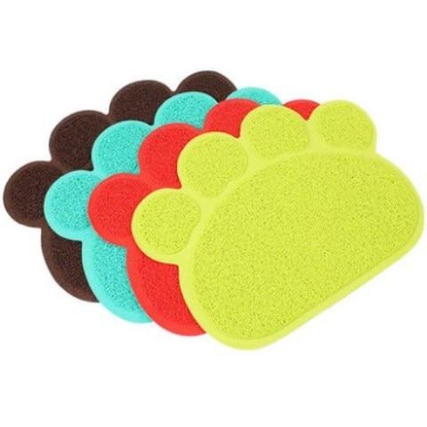 Claw Cat Litter Coaster Cat Mat Manufacturers Direct Selling Pet Placemat Car Mounted Supplies Door Non-slip Floor Mat