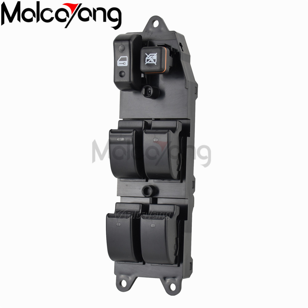 Car Electric Master Power Window Switch Button 84820-02100 For Toyota Corolla 2001 2002 2003 2004 2005 2006 2007 image