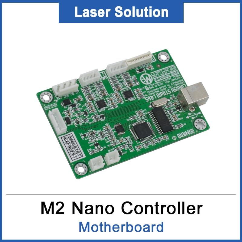 K40 Series: LIHUIYU M2 Nano Laser Controller Mother Main Board For Co2 Engraving Cutter DIY 3020 3040