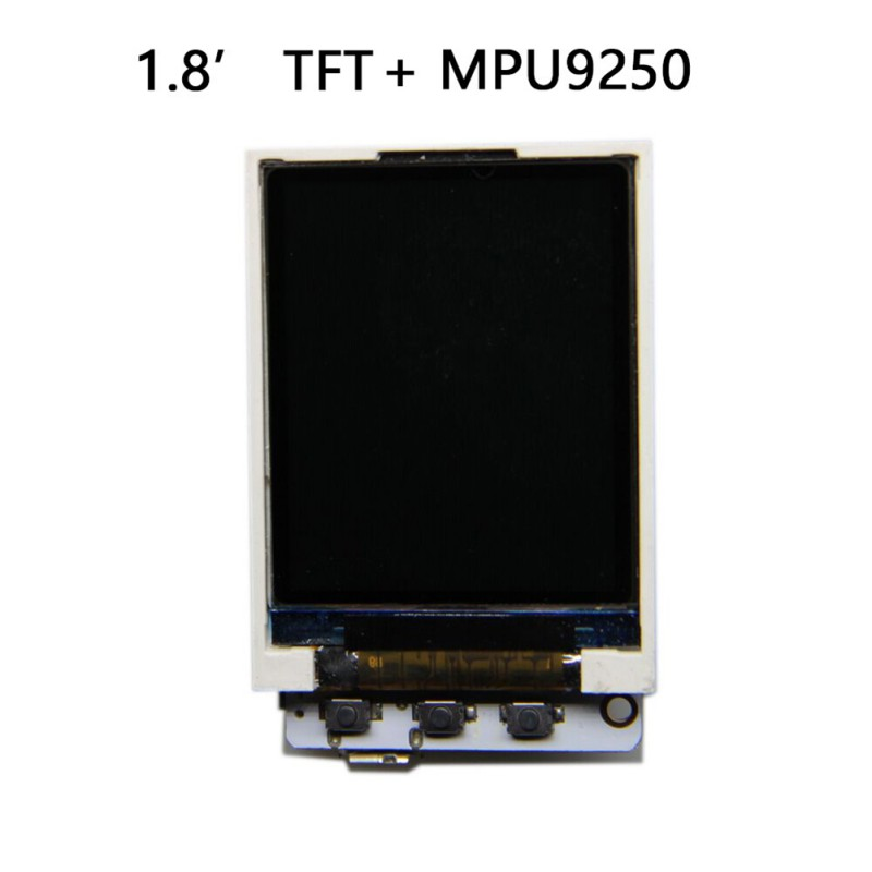 1.8 Inches Wireless WiFi Module For Bluetooth ESP32 TFT V1.4 MPU9250 Secure Digital Memory Card Slot Speakers Accessories